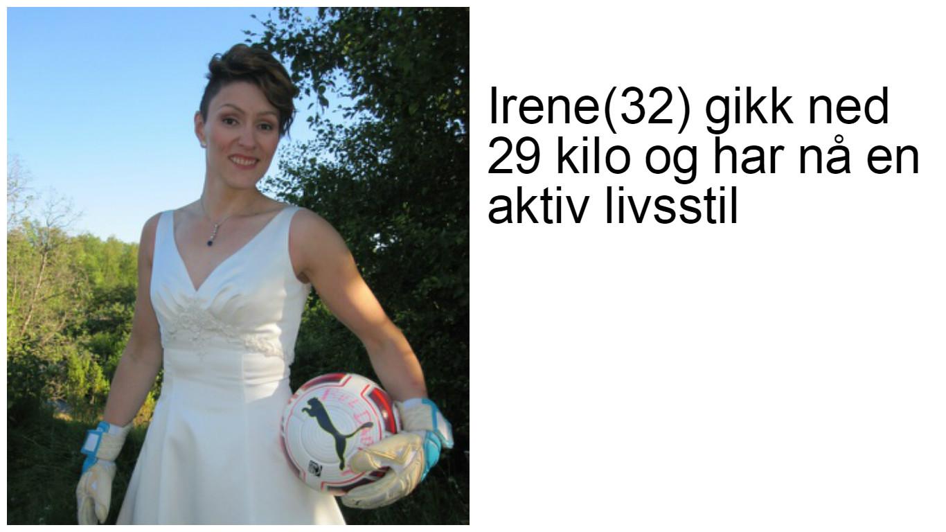 Irenes historie